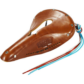 Brooks B17 Narrow Imperial Selle, honey